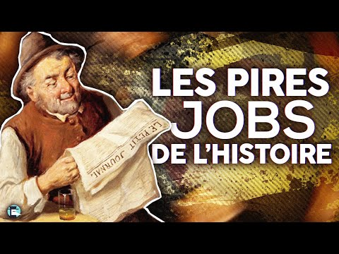 The worst jobs in the History - Nota Bene #34 from YouTube · Duration:  17 minutes 55 seconds