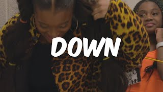Paris J - Down ft. Young Dylan (Official Music Video)