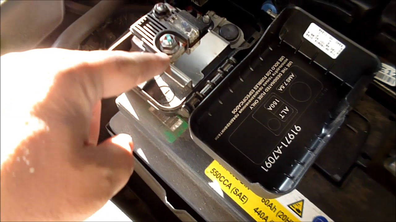 Kia Forte Fuse Box And Obd2 Locations Youtube Carens Location