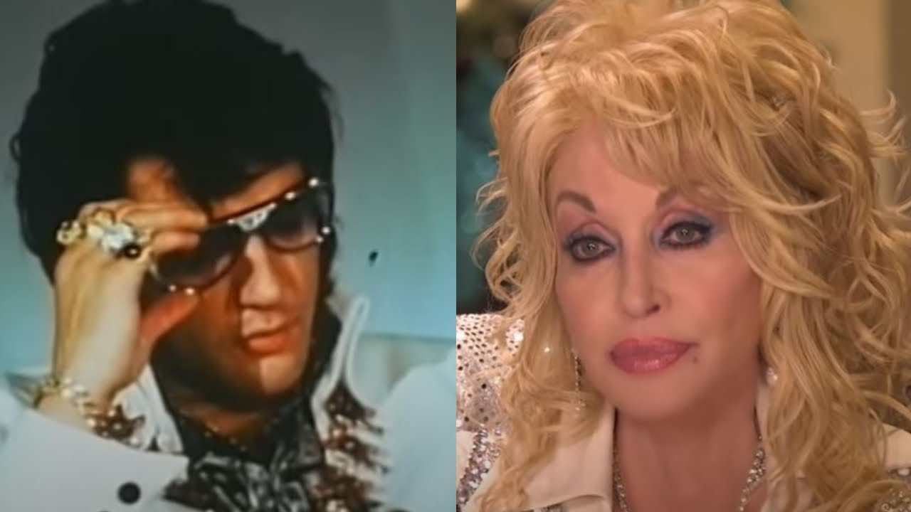 """Dolly Parton Says She """"Cried All Night"""" After Turning Down Elvis Presley's Demand"""