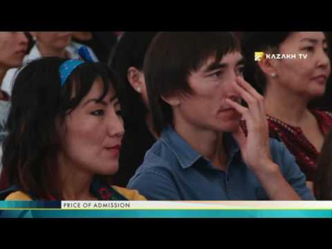 """Price of admission"" #1 (06.11.2016) - Kazakh TV"