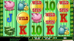 Mr Cash Back Slot - Free Spins & $5.00 no deposit bonus !