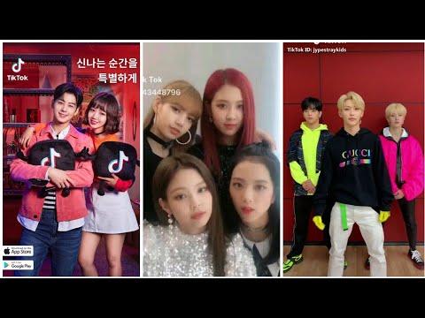 Tik Tok of Kpop Idols Compilation (Blackpink, Monsta X, Stray Kids...)