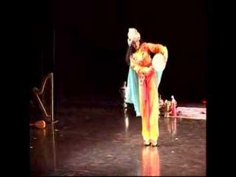 Nava Aharoni  persian dance minyator