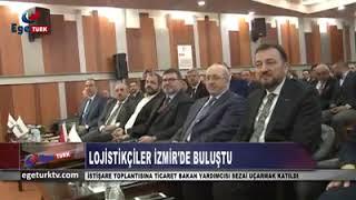 MÜSİAD İzmir   Ege Türk TV   TÜİT Lojistik Türkiye