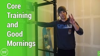 Core Training and Good Mornings | Movement Fix Monday | Week 1 | Dr. Ryan DeBell