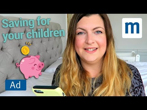 Saving money for your children | Moneybox
