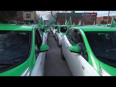 Un électrochoc dans le monde du taxi