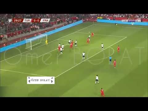 Türkiye Fransa Maç Ozeti (Tarkan Arar Buluruz)