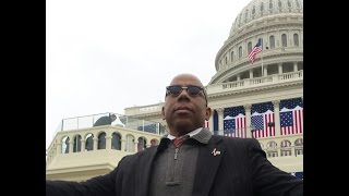Gregory Cheadle Goes to Washington