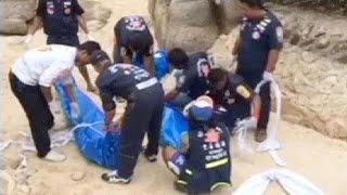 Murder inquiry begins as two British tourists found dead in Thailand