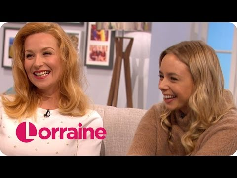 AmyBeth Hayes And Sacha Parkinson On The Final Series Of Mr Selfridge  Lorraine