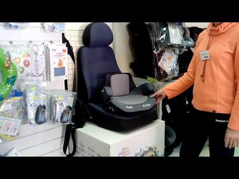 Видеообзор бустер с изофикс Rant FlyFix