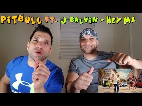 Pitbull & J Balvin - Hey Ma ft Camila Cabello...