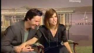 Sandy and Keanu