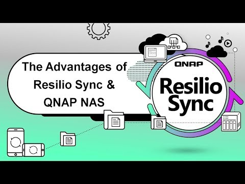 The Advantages|Use QNAP NAS and Resilio Sync to build a Point-to-Point sync solution