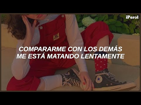 Olivia Rodrigo – jealousy, jealousy // Español