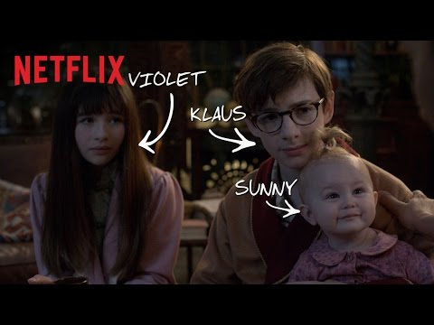 A Series of Unfortunate Events - The Facts - Netflix [HD]
