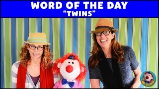 Mr. Clown's Word of the Day: