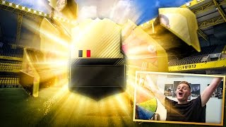 Omfg unmissable totw pack opening!!! fifa 17 ultimate team