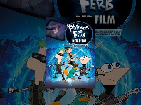 Phineas und Ferb der Film: Quer durch die 2. Dimension
