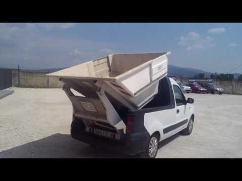 Renault Kangoo Vyklapac