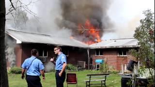 Springfield Twp Bucks County House Fire