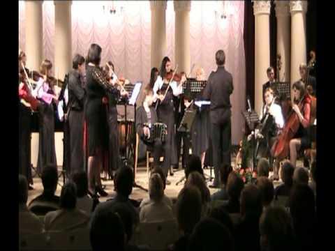 Astor Piazzolla - Concierto para bandoneon y orquesta de cuerdas