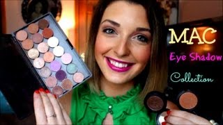 MAC Eye Shadow Collection Thumbnail