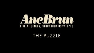 "Ane Brun ""The Puzzle - Live"""