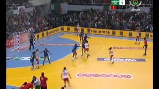 تونس بطلة إفريقيا 2014 في كرة اليد إناث