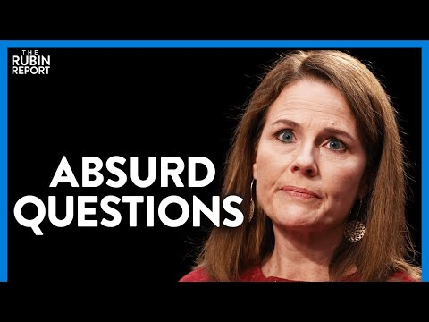 Watch the Worst Question Amy Coney Barrett Was Asked by Mazie Hirono | DIRECT MESSAGE | RUBIN REPORT