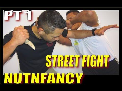 MMA vs Streetfighting Part 1 by Nutnfancy