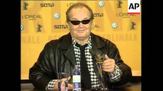 Jack nicholson and diane keaton are asked strange questions