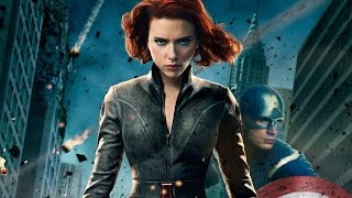 Scarlett Johansson Teases Her Role in Captain America: Civil War - IGN Interview