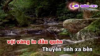( Karaoke ) Ánh Trăng Nói Hộ Lòng Tôi - Beat Tone Nữ