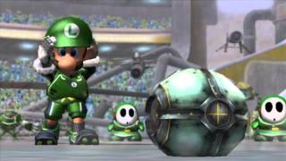 Mario Strikers Charged - All Home Entrances (Full HD)
