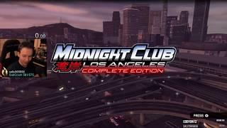 Kuru Terrorizes Midnight Club Los Angeles