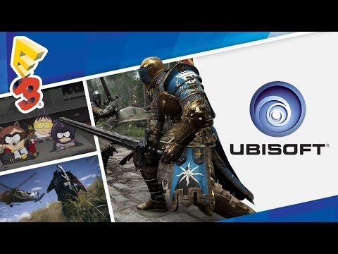 چی ڕویدا له کۆنفرانسی Ubisoft له E3 2016