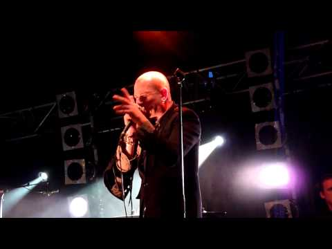 Gavin Friday - Five Years (David Bowie) @Waterpop (6/7)