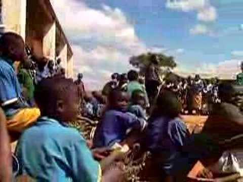 Africa School Dance