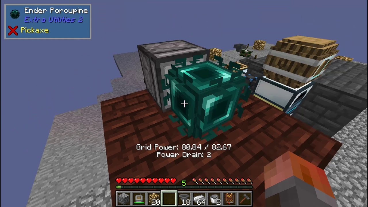 Ultimate Alchemy E10 - Automating Diamonds! (with Immersive Engineering) by  grayduster