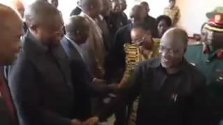 Download Video Hotuba ya Raisi Dk John Pombe Magufuli Akiongea na wazee wa Dar es Salaam 13 FEB 2016 (FULL VIDEO) MP3 3GP MP4
