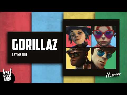 Gorillaz - Let Me Out ft. Mavis Staples & Pusha T