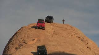 Lions Back Moab Easter Jeep Safari 75th Anniversary Jeep Wrangler