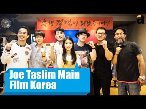 Keren! Sekarang Joe Taslim Main Film di Korea
