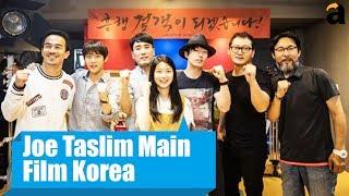 Video Keren! Sekarang Joe Taslim Main Film di Korea download MP3, 3GP, MP4, WEBM, AVI, FLV Maret 2018