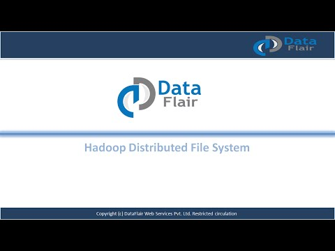Introduction to HDFS-1 | Hadoop Distributed File System-1 Tutorial | Hadoop HDFS
