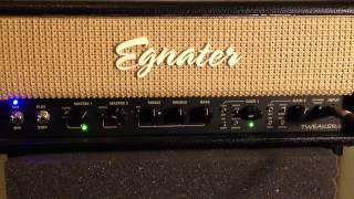 Amp Rundown: Egnater Tweaker 40