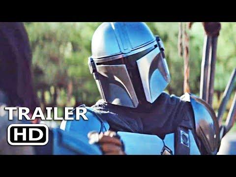 THE MANDALORIAN Official Trailer 2 (2019) Disney, Star Wars Series